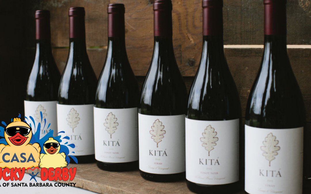 Adopt a Duck: Kita Wines!