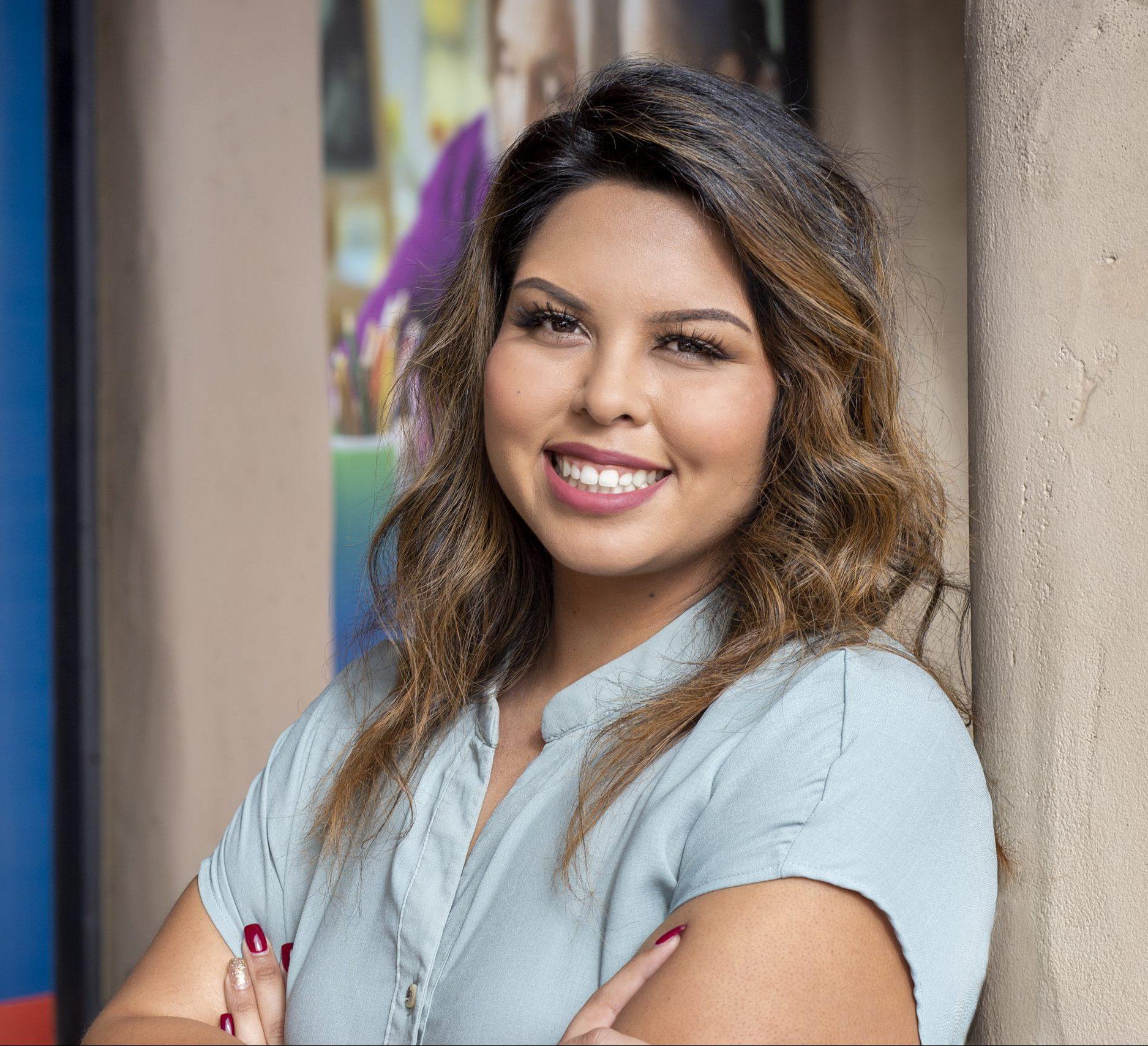 Ana Villagomez : Visitation Program Assistant