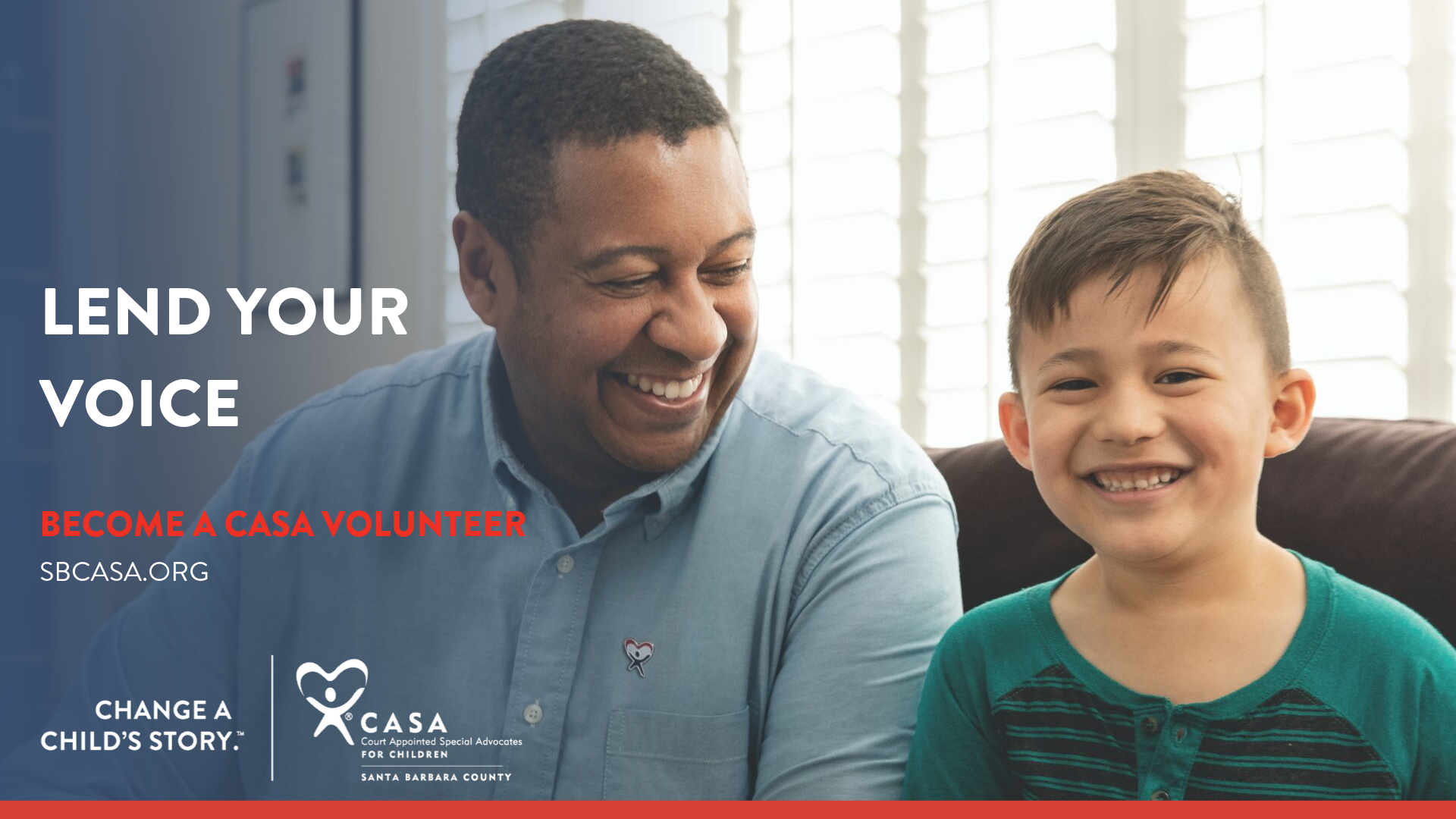 Top 10 Reasons to Volunteer with CASA